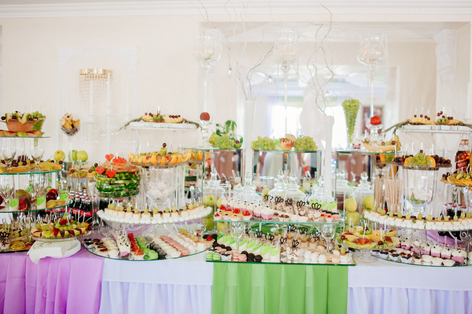 How to Separate Your Wedding Reception From the Rest