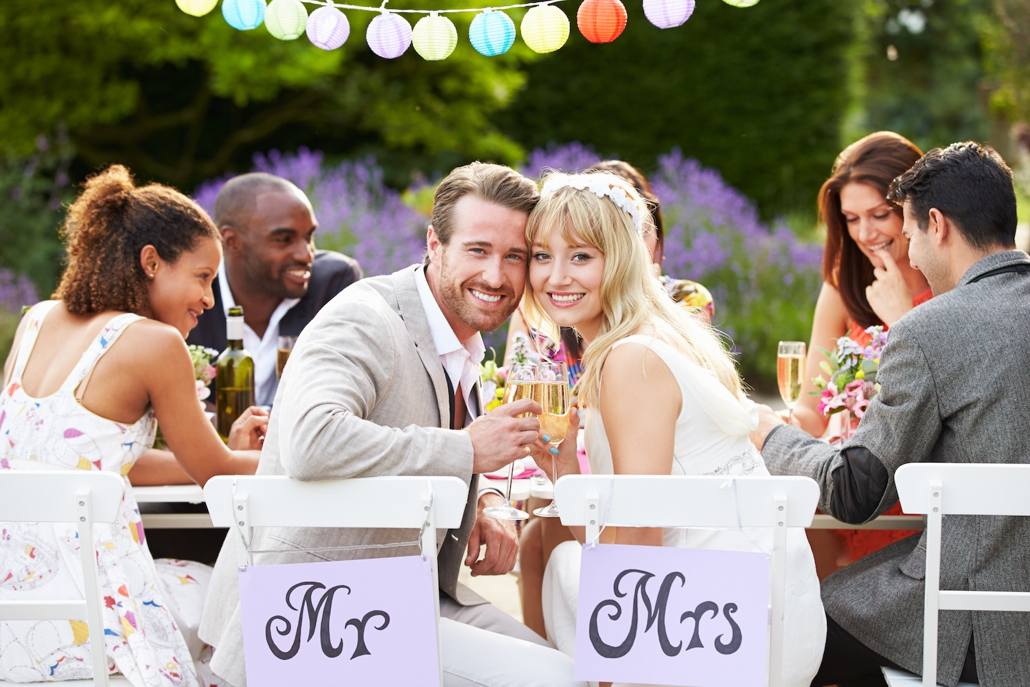 tips for planning a small intimate wedding