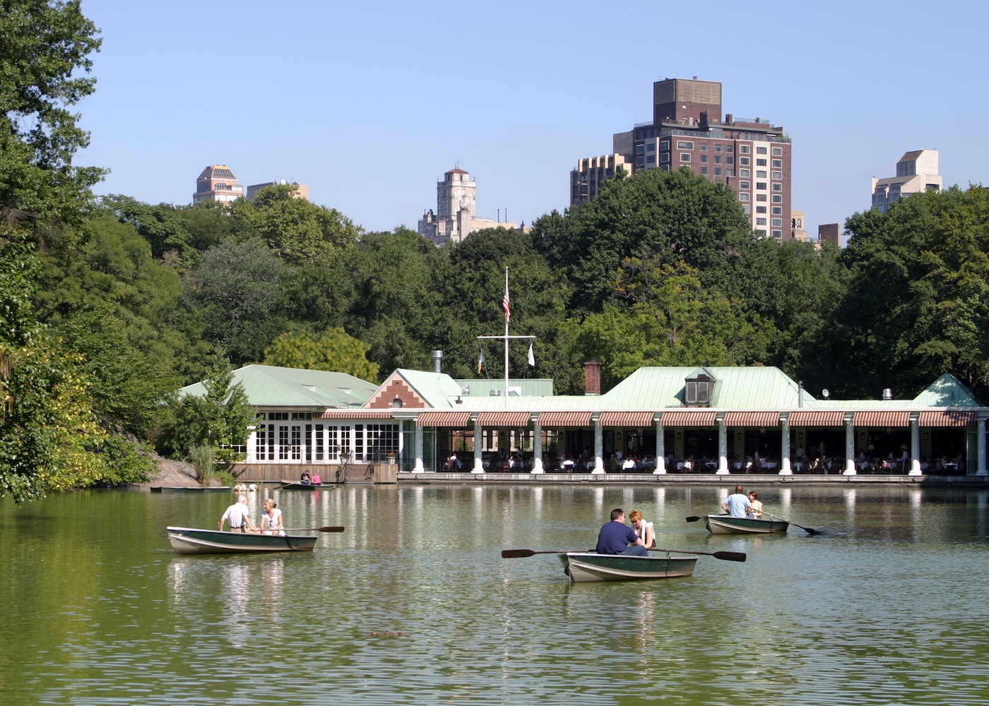 The Loeb Boathouse At Central Park The Best Of Both