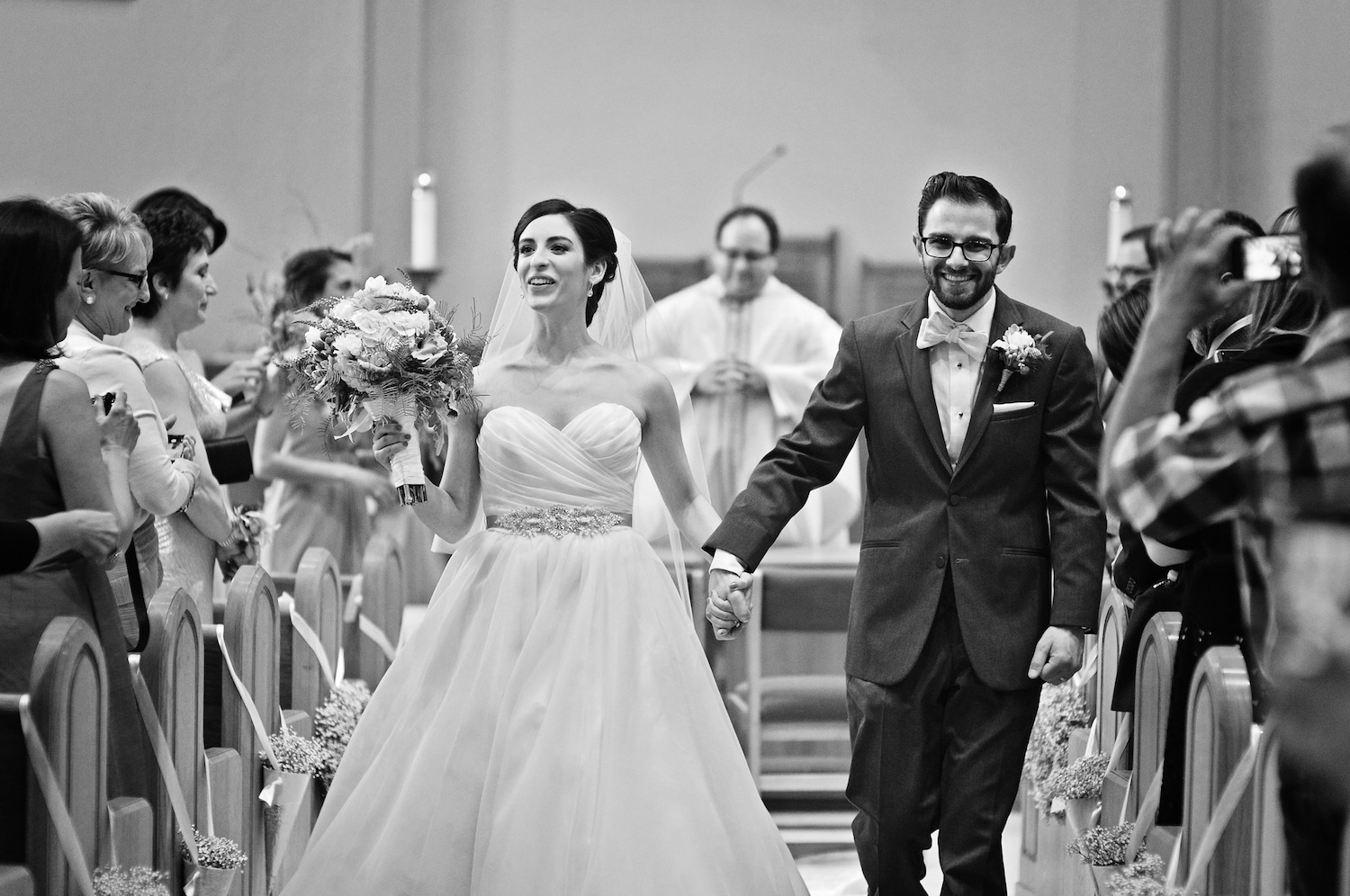 Tips for choosing the wedding songs for your big day recessional wedding songs ny nj photographers live picture junglespirit Gallery
