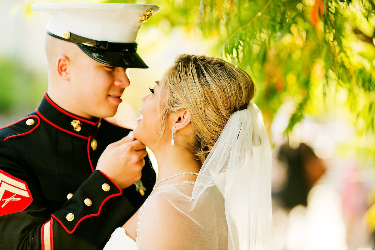 Tips for Loosening up for Your Wedding Photos
