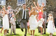 Unforgettable Exit Ideas  That'll Lead to Some Unforgettable Wedding Photos