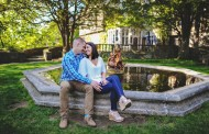 Colleen and Tommy – Engagement Photo Highlights from Ringwood, NJ – Part 2