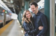 Emmalee and Marc – Engagement Photo Highlights from Hoboken, NJ – Part 2