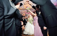 Epic Reception Entrance Ideas That'll Make for Unforgettable Wedding Photos