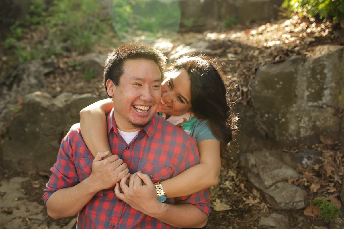 Kamana and Rob – Engagement Photo Highlights from Paterson, NJ – Part 2