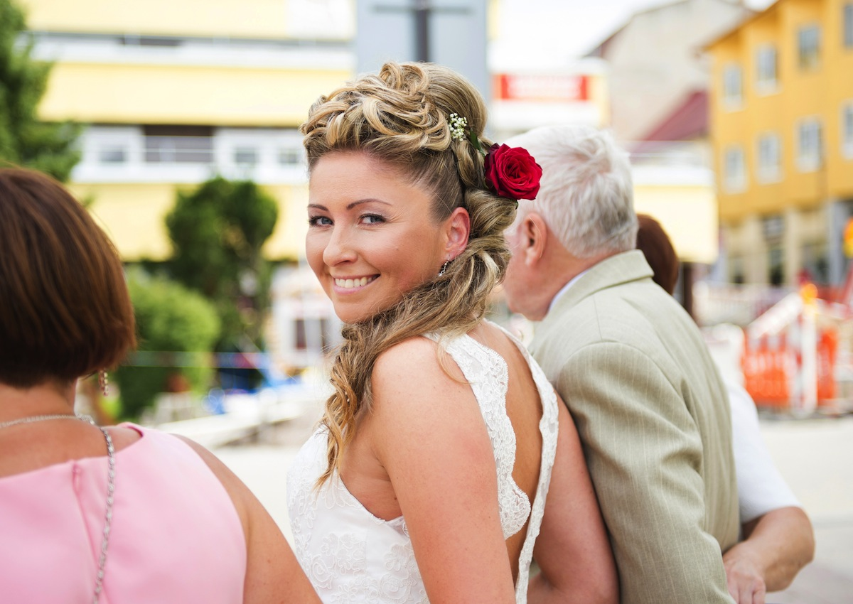 wedding photography tips for dealing with divorced remarried parents