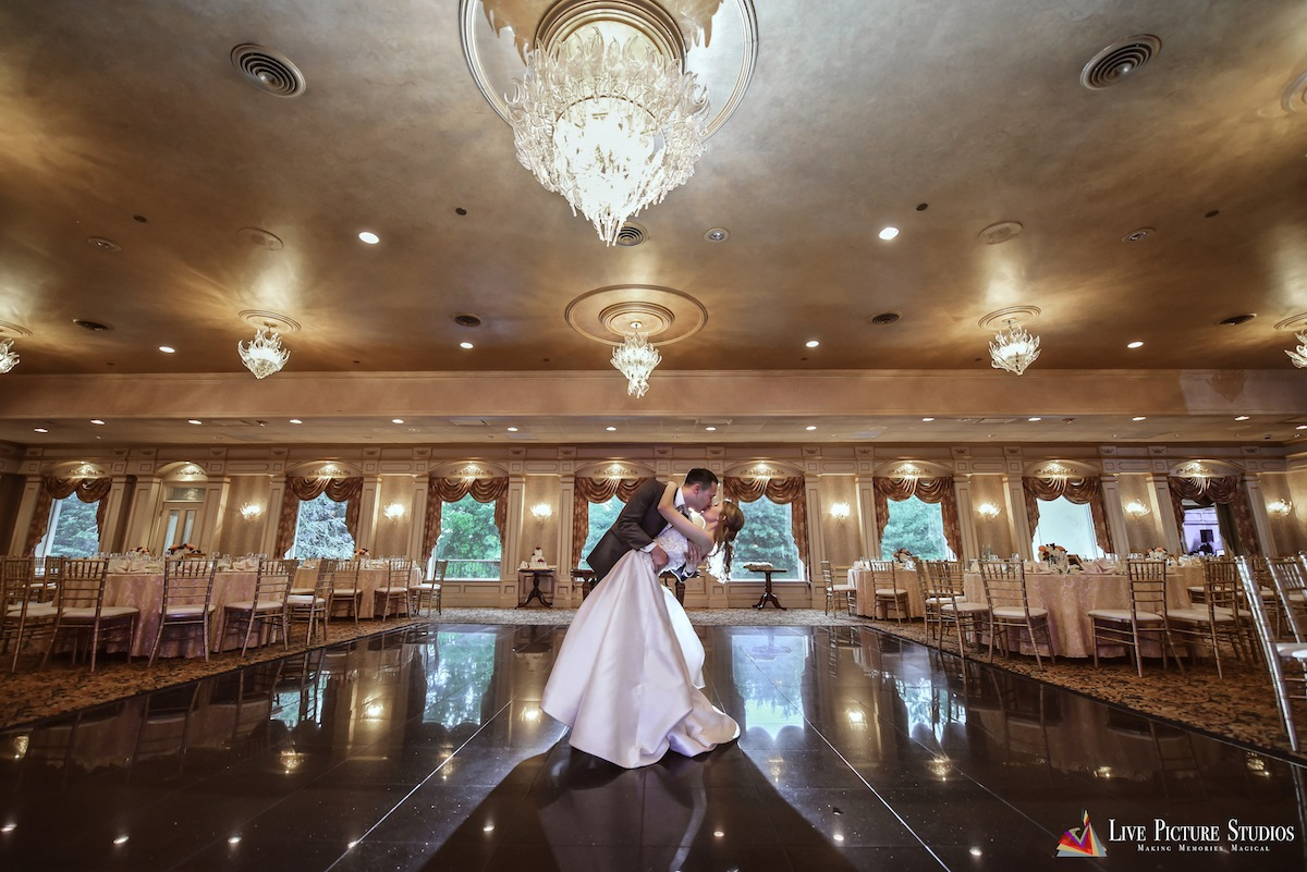 Shannon and Jonathan – Wedding Photo Highlights from il Tulipano in ...