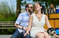 Jamie and Jonathan – Engagement Photo Highlights from Brooklyn, NY
