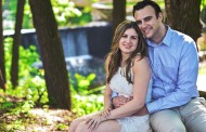Tricia and Anthony – Engagement Photo Highlights from Kingsland Park in Nutley, NJ – Part 2