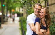 Megan and Thomas – Engagement Photo Highlights from Brooklyn Heights in Brooklyn, NY