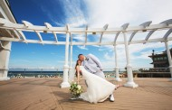Stacey and Andre – Wedding Photo Highlights from McLoone's Pier House in Long Branch, NJ