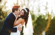 Creative Wedding Photo Ideas for Capturing the Kisses