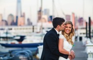 Lindsey and Daniel – Wedding Photo Highlights from the Liberty House in Jersey City, NJ