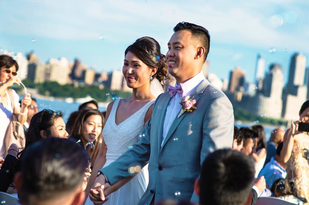 dora-and-david-walking-down-aisle-nj-wedding-photos