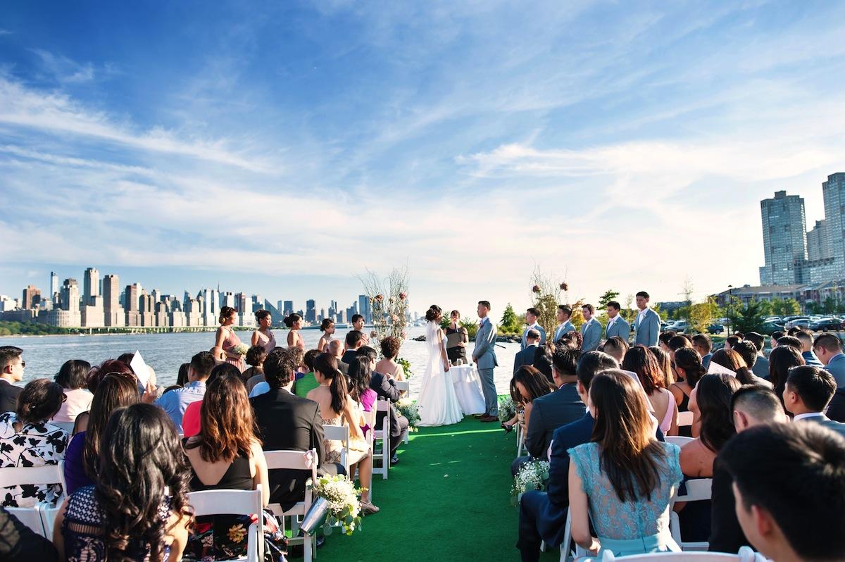 dora-and-david-wedding-ceremony-on-hudson-river-nj-photography