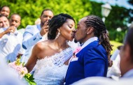 Nicole and Dula – Wedding Photo Highlights from Addison Park in Keyport, NJ