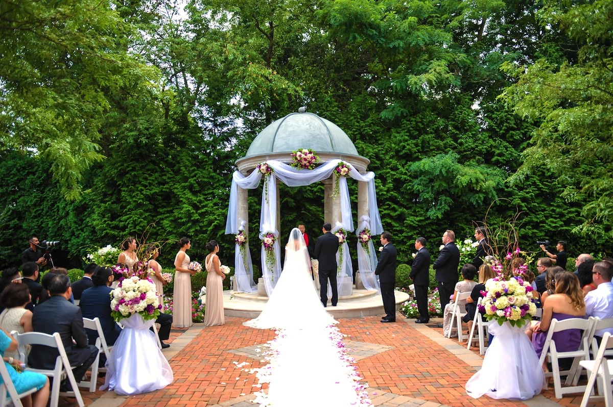 Emily And Edmond Wedding Photo Highlights From The