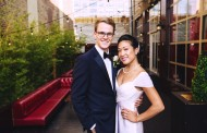 Kay and Mike – Wedding Photo Highlights from The Hudson Terrace in New York, NY