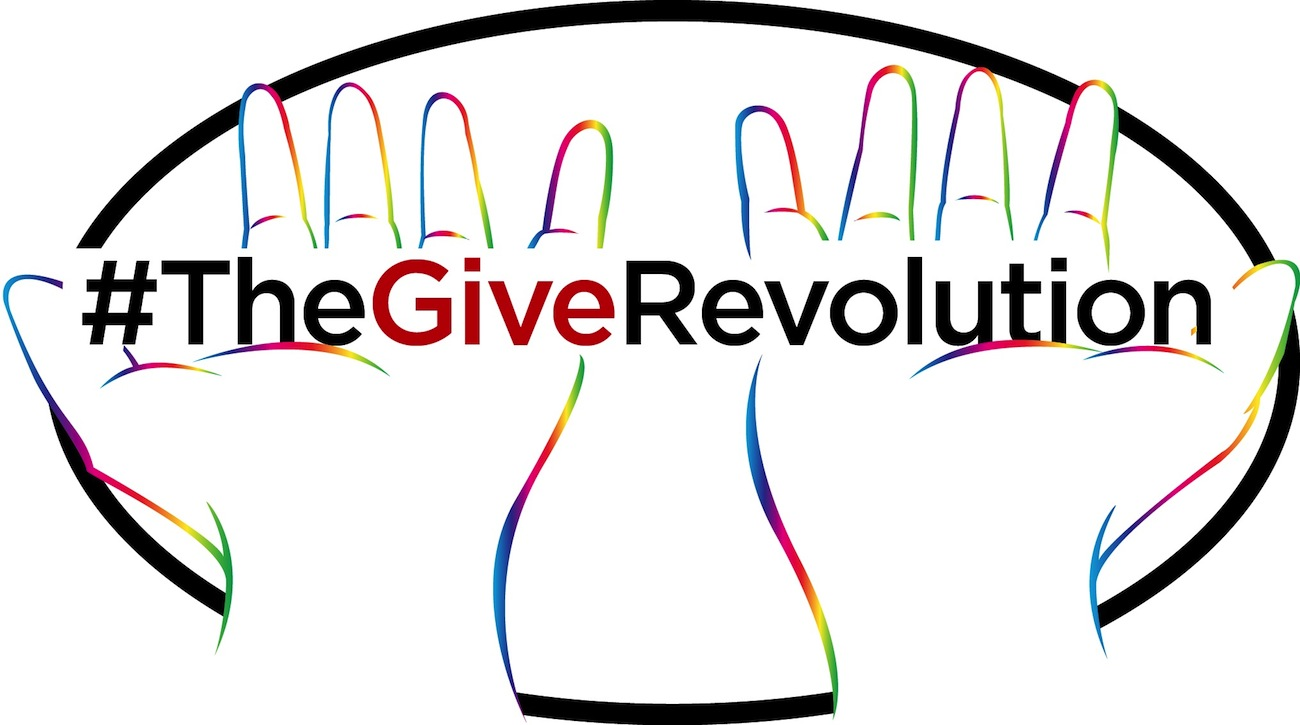 Join #TheGiveRevolution Today!