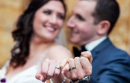 Sheri and Ken – Wedding Photo Highlights from Temple Beth Ahm Yisrael in Springfield Township, NJ