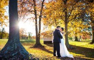 3 Tips from Our Vets of Wedding Photography in NJ for Planning Your Outdoor Fall Wedding