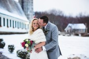 3 Tips for Keeping Warm at Winter Affairs from Our Vets of Wedding Videography in NJ