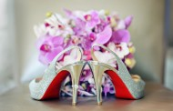 6 Awesome Wedding Photo Ideas for Letting Your Shoes Shine!