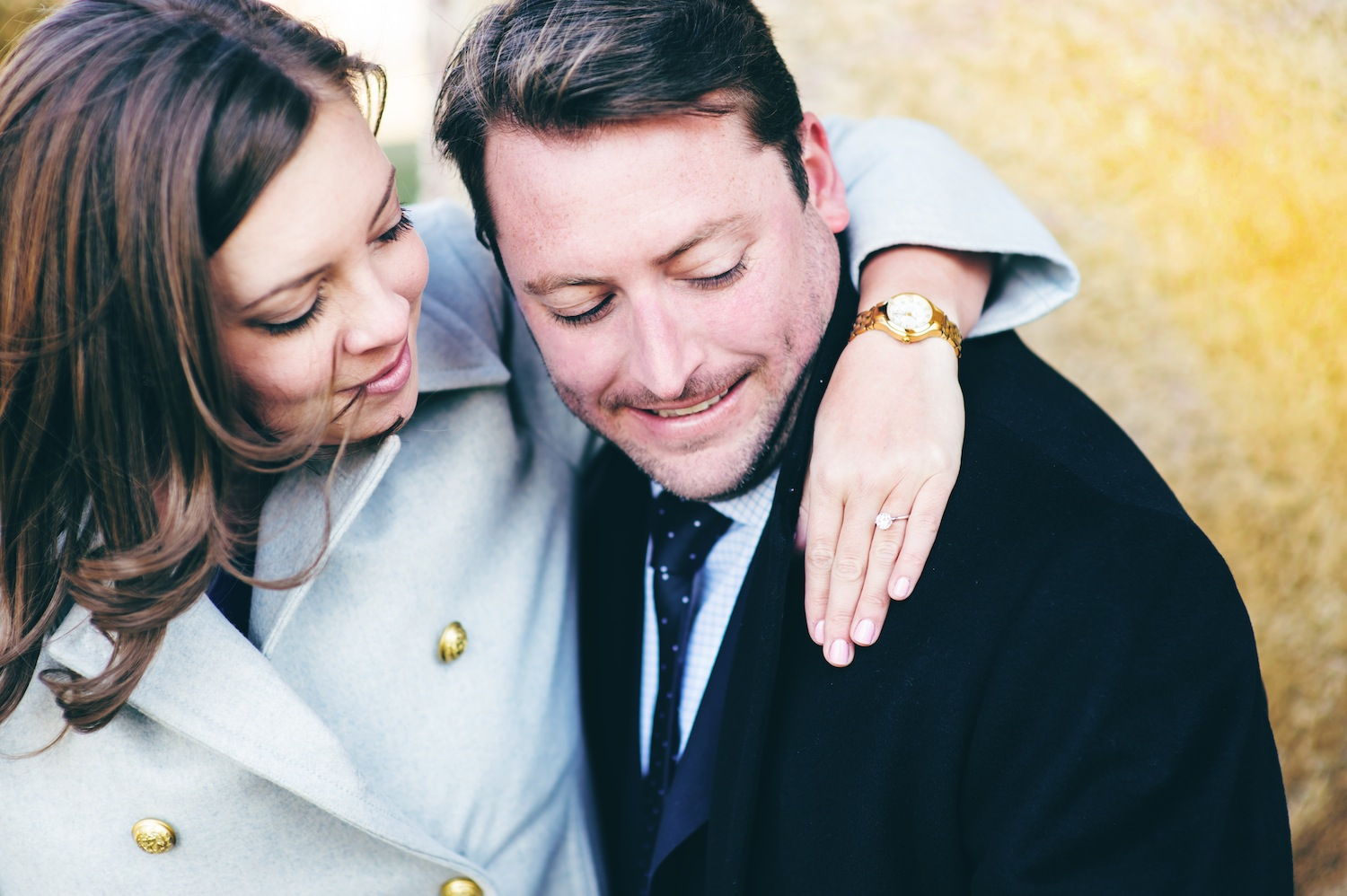 Alison and Brian – NY Engagement Photography Highlights from Astoria Park in Queens
