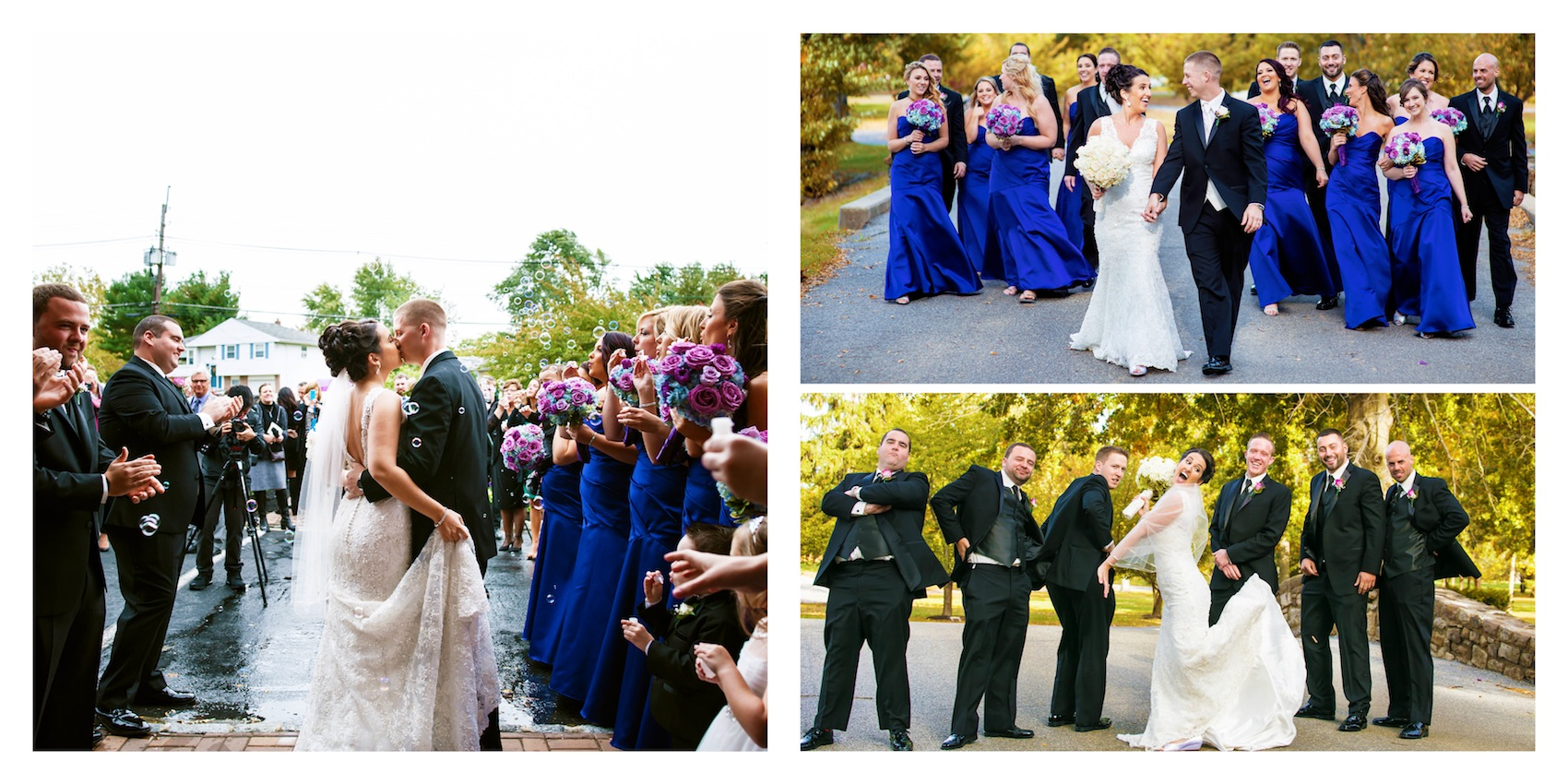 Colleen and Tommy – Wedding Photo Highlights from The Merion in Cinnaminson, NJ