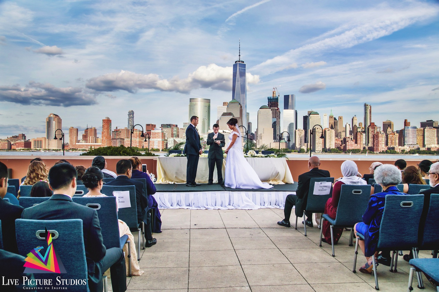 3 More Waterfront Venues That Wow Our New Jersey Wedding Photographers