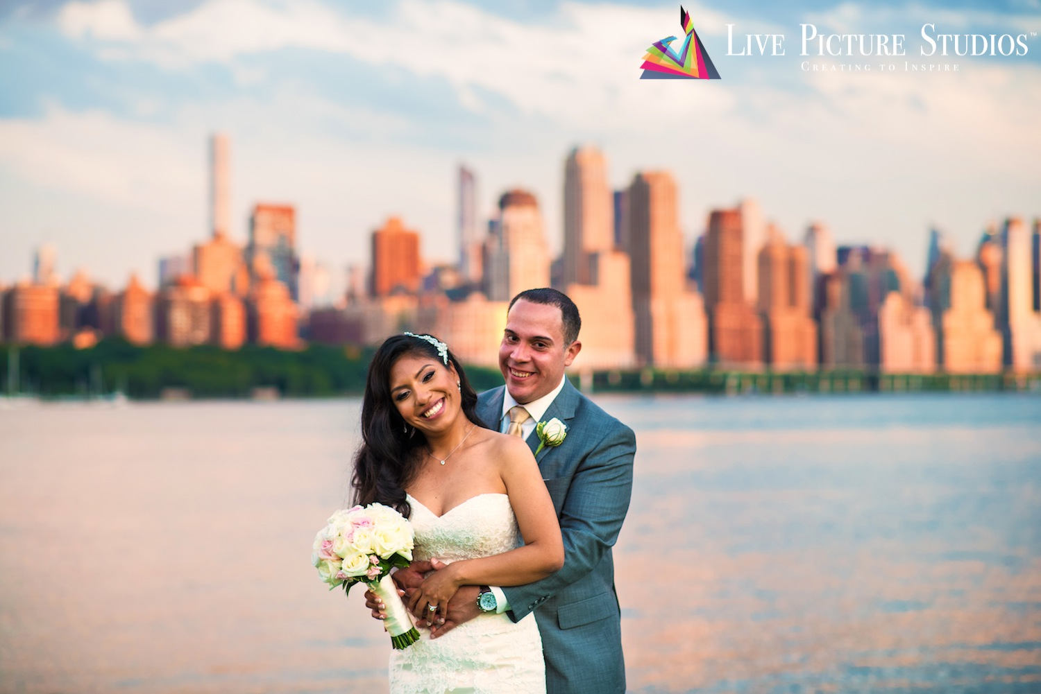Waterfront Venues That'll Bring the Wow to Your Northern NJ Wedding Photography