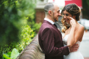 Nicole and Rob – Wedding Photo Highlights from Atrium At Curtis Center in Philadelphia, PA