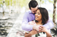 Stephanie and Charles – Engagement Photo Highlights from Hoboken, NJ – Part 2