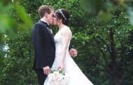 Larina and Joshua – Wedding Photo Highlights from The Temple Shaaray Tefila in Bedford Corners, NY