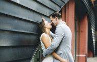 Kayla and Mike – Engagement Photo Highlights from the High Line in New York, NY