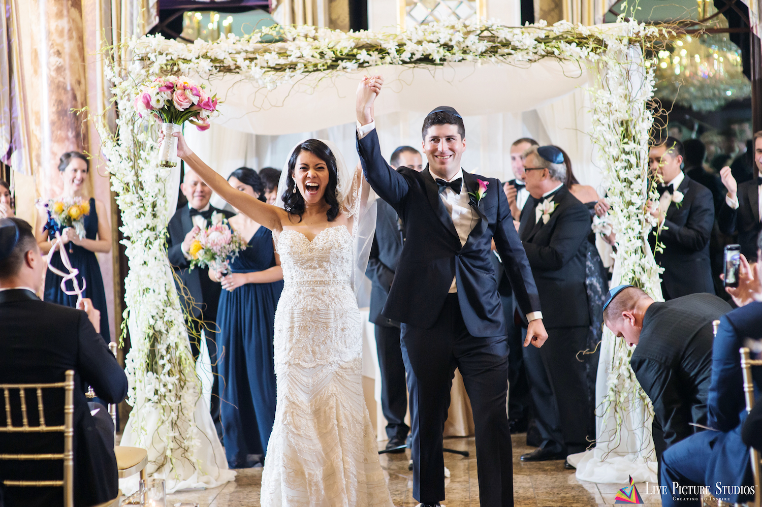 Our New Jersey Wedding Photographers Weigh in on the Surprise Ceremony Trend