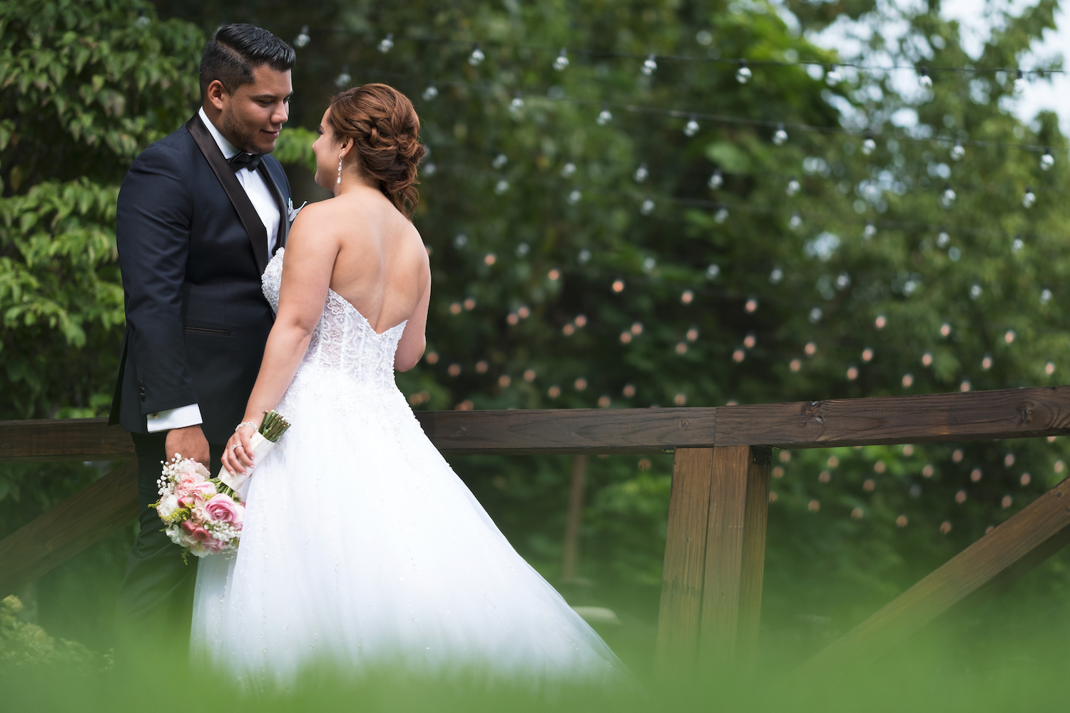 Annette and Jay – Wedding Photo Highlights from The Hamilton Manor in Hamilton Township, NJ