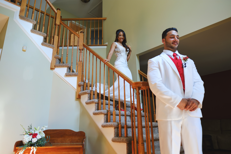 Stephani&Jason-first-look-house-nj-wedding-photography