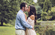 Amanda and Matt – Engagement Photo Highlights from Kingsland Park in Nutley, NJ