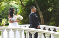 3 Tips from Our NJ Wedding Videographers for Making Your First Look Moment Even More Memorable