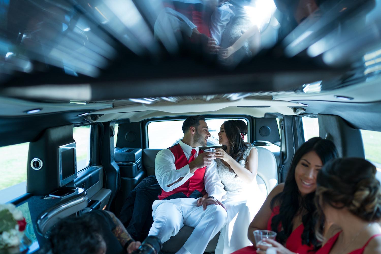 Stephani and Jason – Wedding Photo Highlights from Jackson, NJ