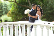 Rosa and Steven – Wedding Photo Highlights from Nanina's In The Park in Belleville, NJ