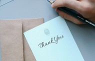 3 Tips for Writing Your Thank You Cards from Our Vets of Wedding Photography in NJ