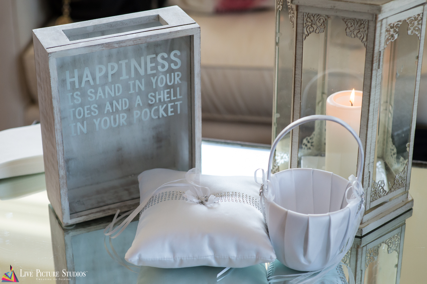Vets Of Wedding Videography In NJ Share Some Beach Decor Ideas