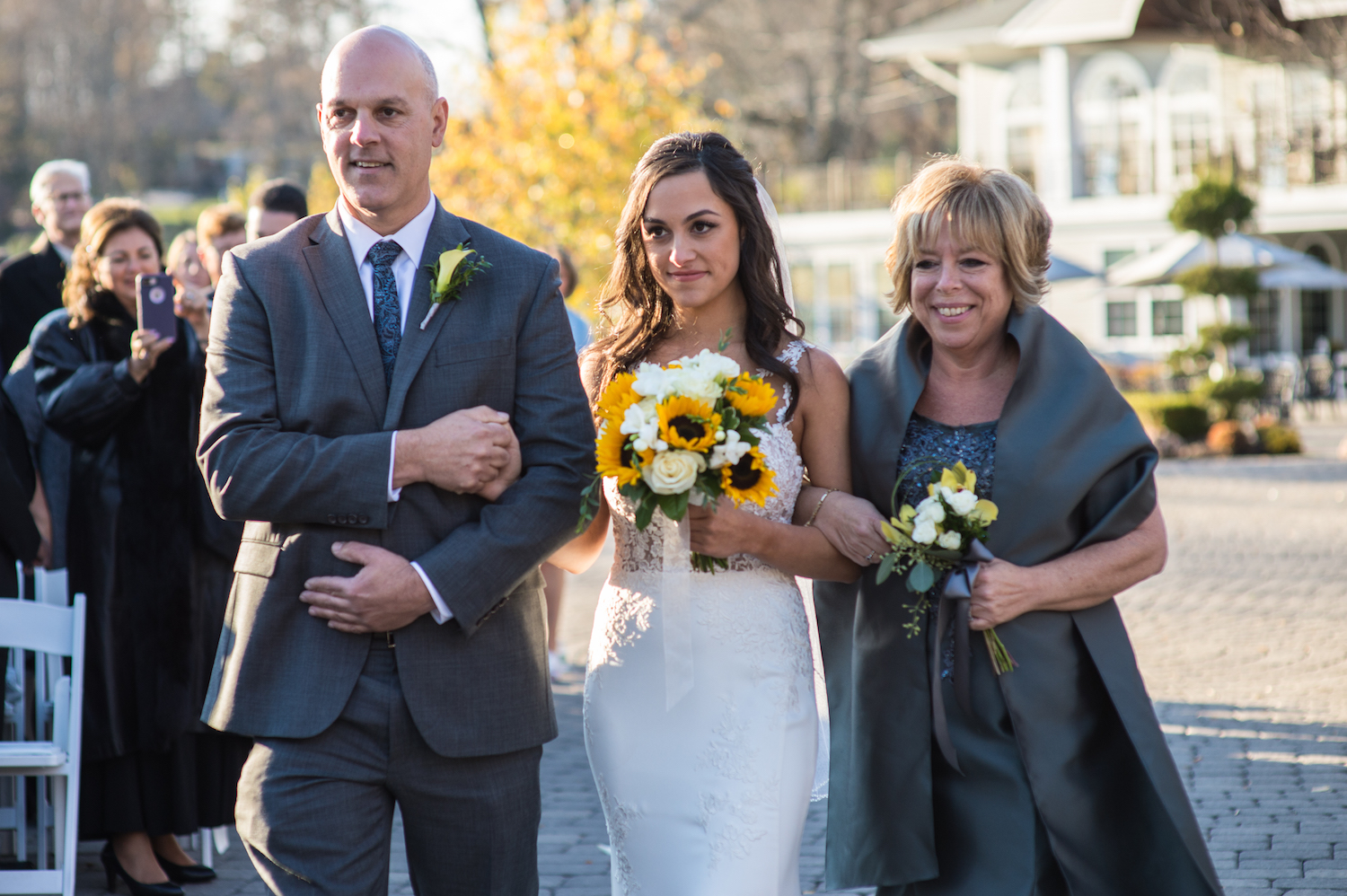 madeline-parents-walk-down-aisle-nj-wedding-photography