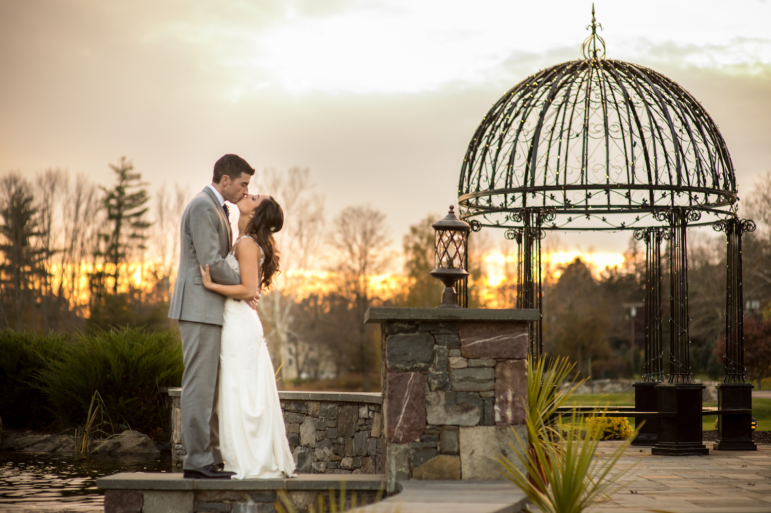 Madeline and John – Wedding Photo Highlights from the Falkirk Estate in Central Valley, NY