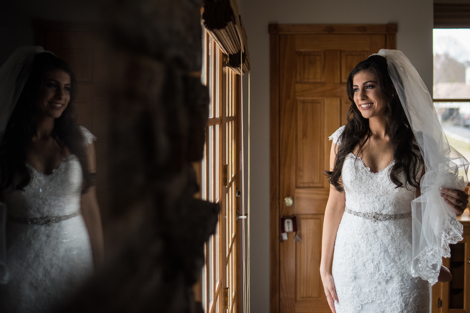 marissa-standing-at-window-bride-prep-wedding-photography-nj
