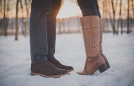 New Jersey Wedding Photographers Pass on Some Winter Engagement Session Outfit Tips