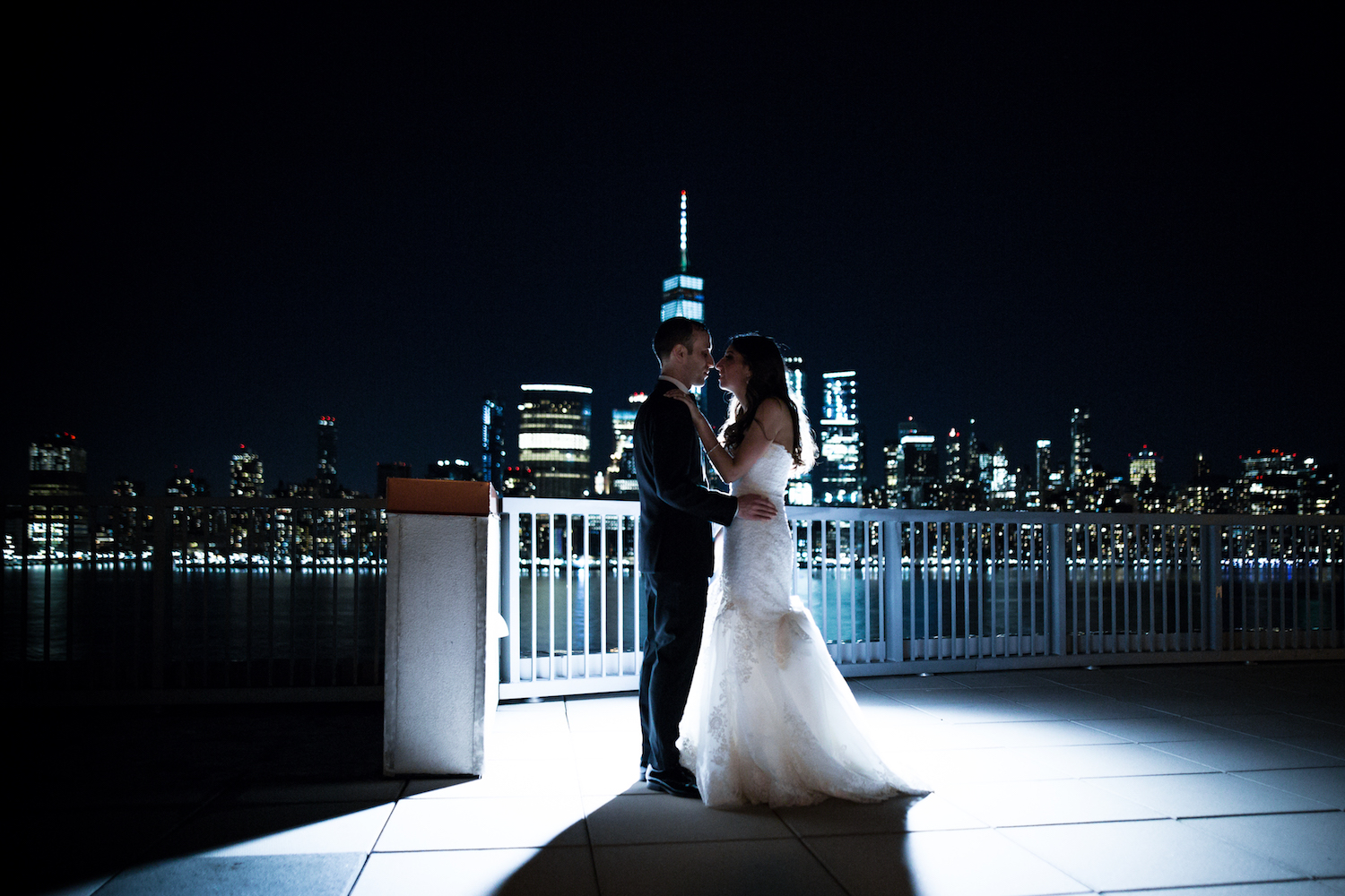 Jacqueline and Cory – Wedding Photo Highlights from Hyatt Regency on the Hudson in Jersey City, NJ